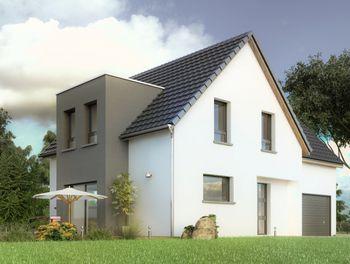 maison à Riespach (68)