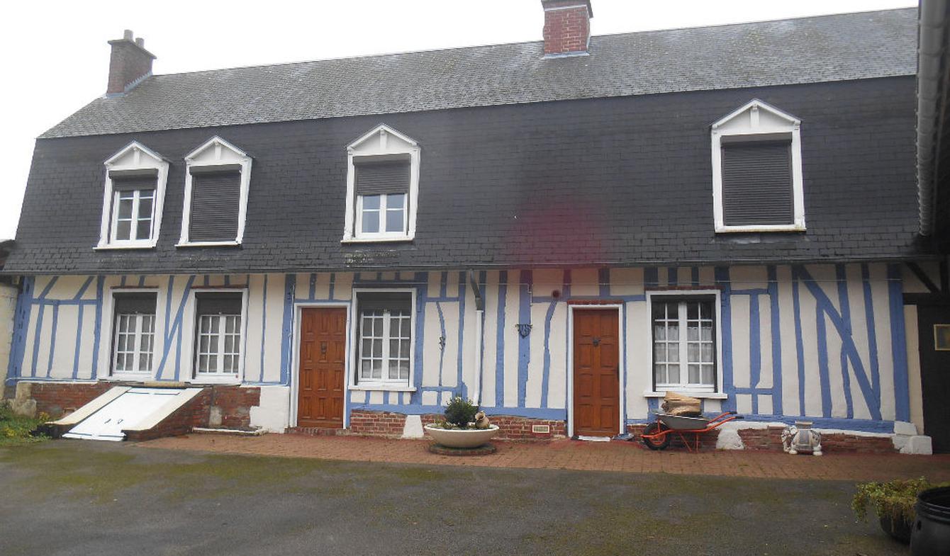 House Crèvecoeur-le-Grand