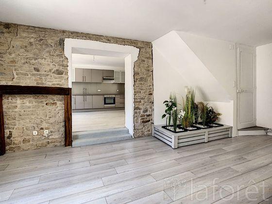 Vente appartement 6 pièces 123,65 m2