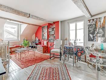 Appartement 2 pièces 57,52 m2
