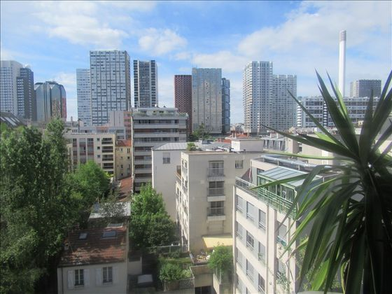 vente Studio 27 m2 Paris 15ème
