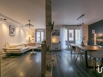Appartement 6 pièces 119 m2