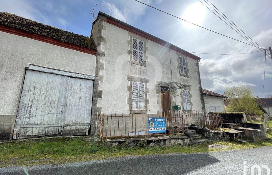 Vente maison 4 pièces 110 m² à Lavaveix-les-Mines (23150), 45 000 €