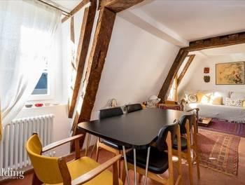 Appartement 2 pièces 41,97 m2