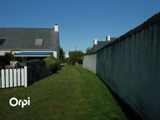 Vente terrain 412 m2
