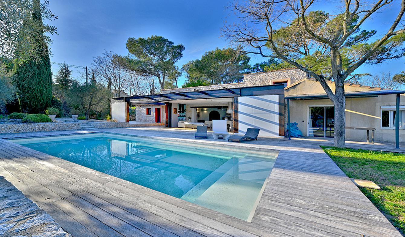 Maison avec piscine Nimes