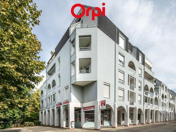 Vente appartement 3 pièces 70,27 m2