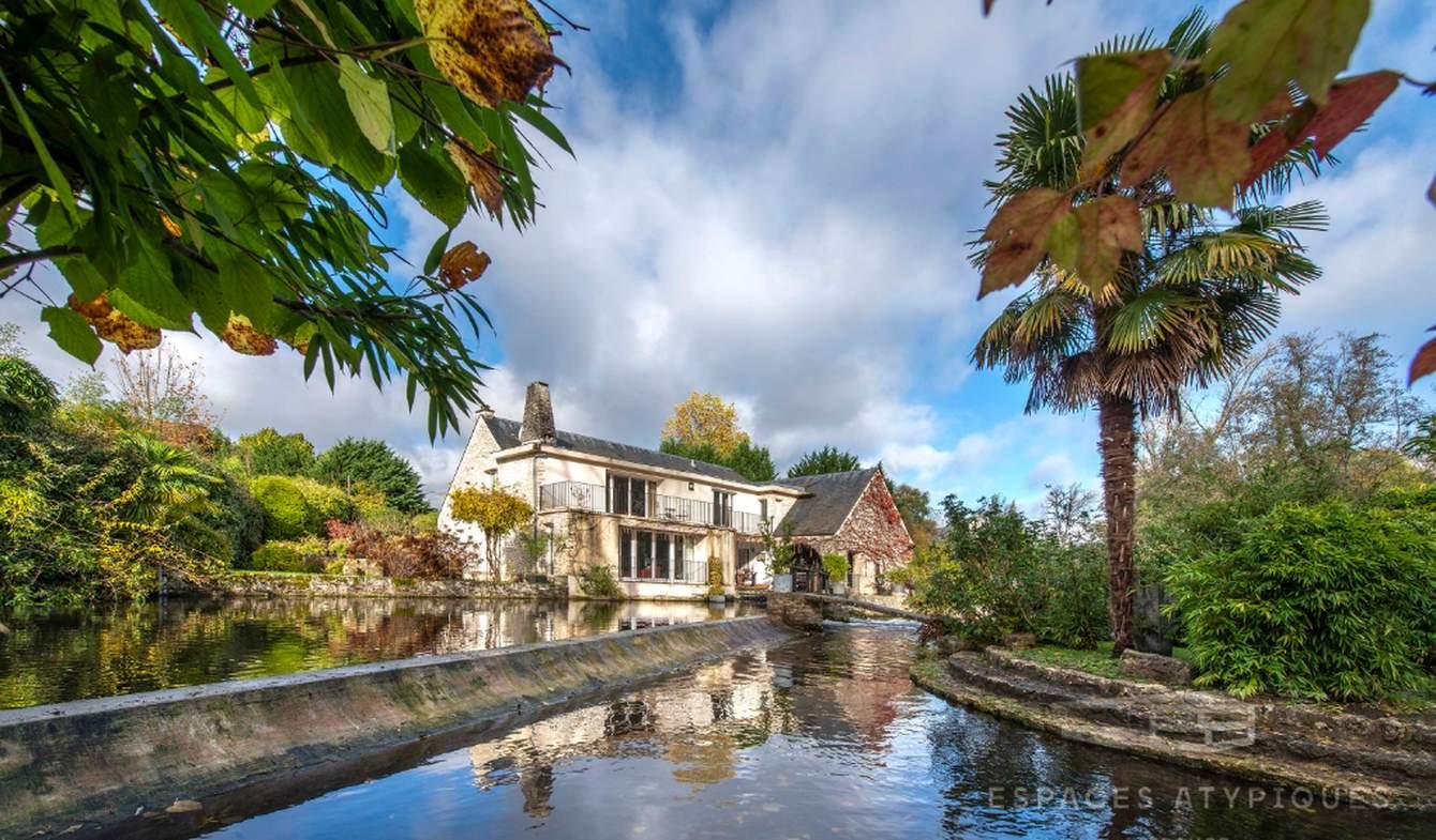 House Milly-la-Forêt