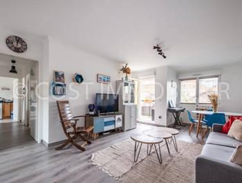 Appartement 3 pièces 61,74 m2
