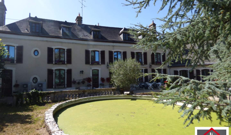 Maison avec piscine et terrasse Lassay-les-Châteaux
