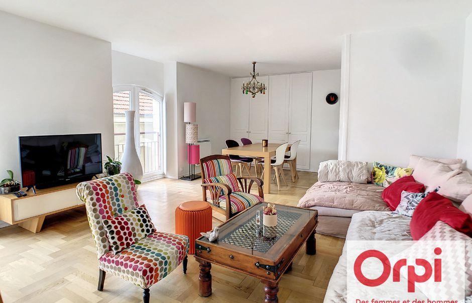 Vente appartement 4 pièces 79 m² à Issy-les-Moulineaux (92130), 717 500 €