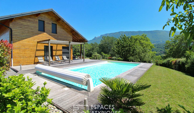 Maison avec piscine Traize