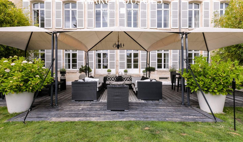 Appartement avec terrasse Chantilly