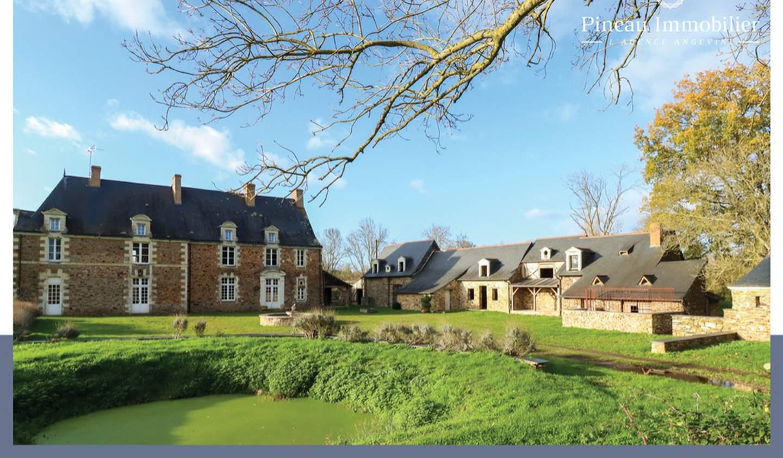 House Le Lion-d'Angers