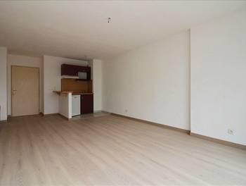 Appartement 2 pièces 41,37 m2
