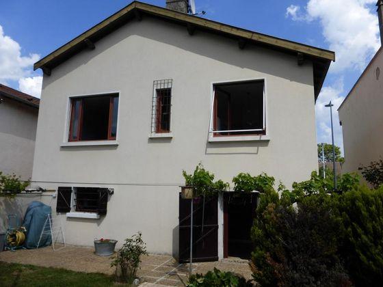 vente Maison 3 pièces 80 m2 Villeurbanne