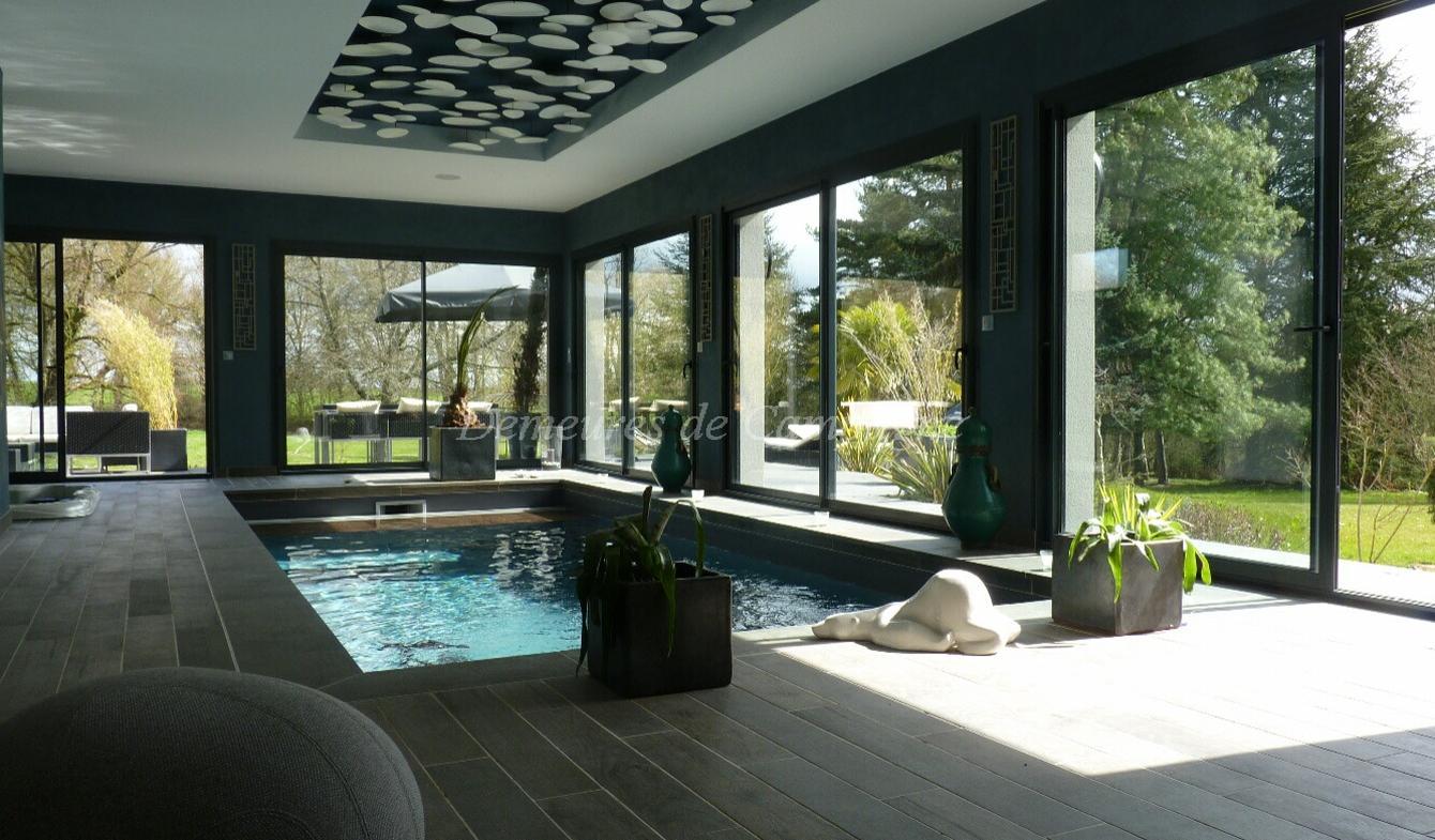 Propriété avec piscine et jardin Beaulieu-sur-Loire