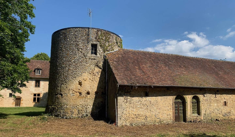 Manor Soligny-la-Trappe