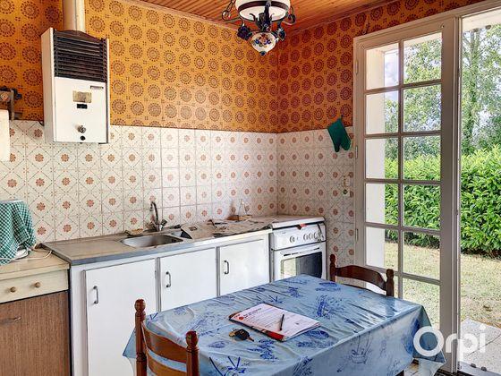 Vente maison 4 pièces 71,94 m2
