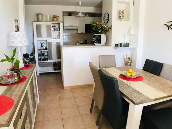 Vente appartement 3 pièces 52,55 m2