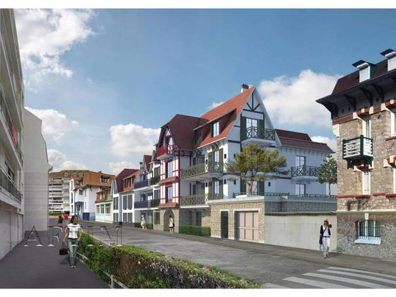 Vente appartement 3 pièces 60,46 m2
