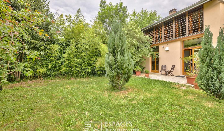Maison avec jardin et terrasse Garches