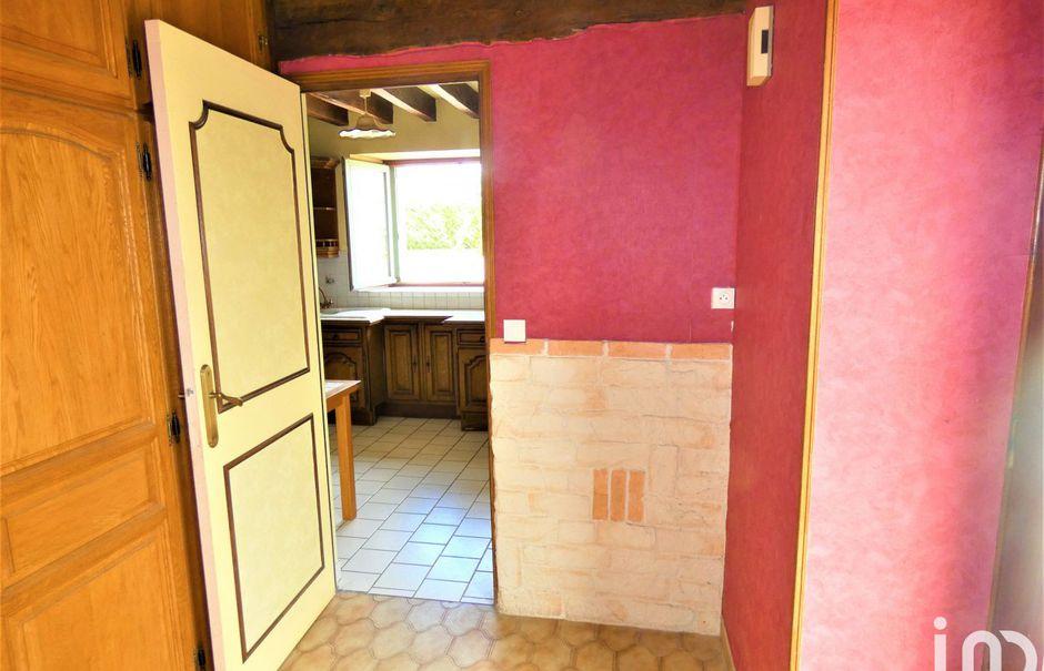 Vente maison 7 pièces 131 m² à Villorceau (45190), 199 000 €