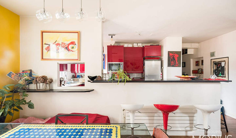 Apartment Issy-les-Moulineaux