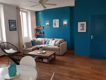 Appartement meublé 2 pièces 49,62 m2