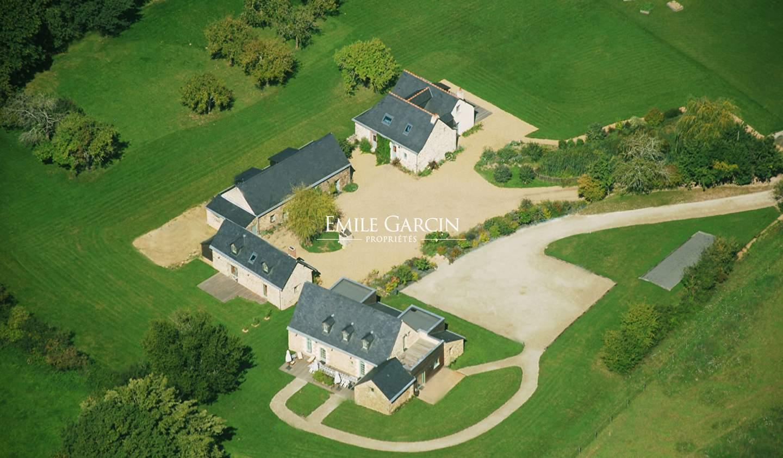 Maison Le Lion-d'Angers