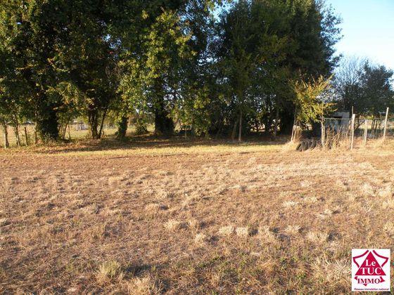 Vente terrain 1478 m2