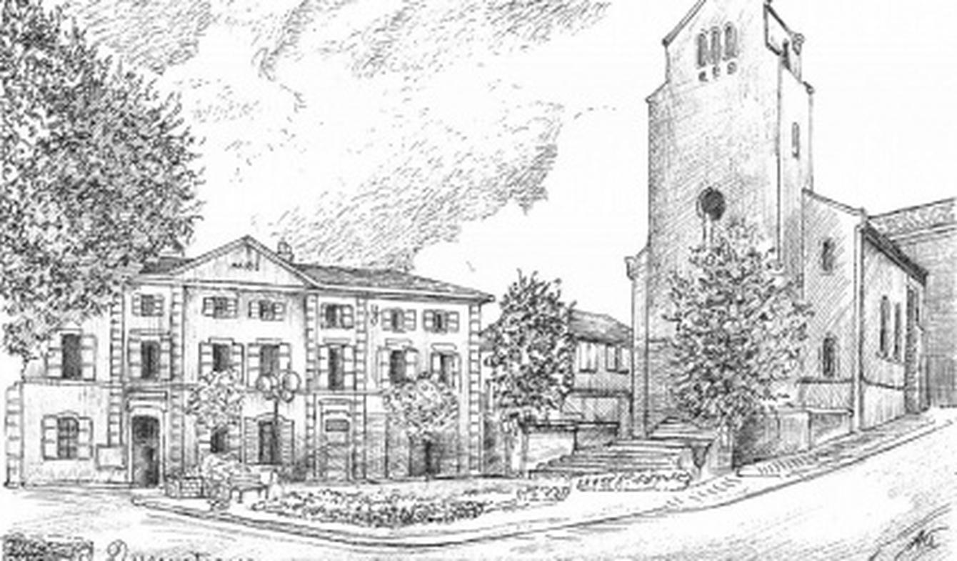 Maison avec piscine et terrasse Charbonnières-les-Bains