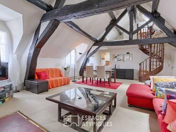 Appartement 3 pièces 93 m2