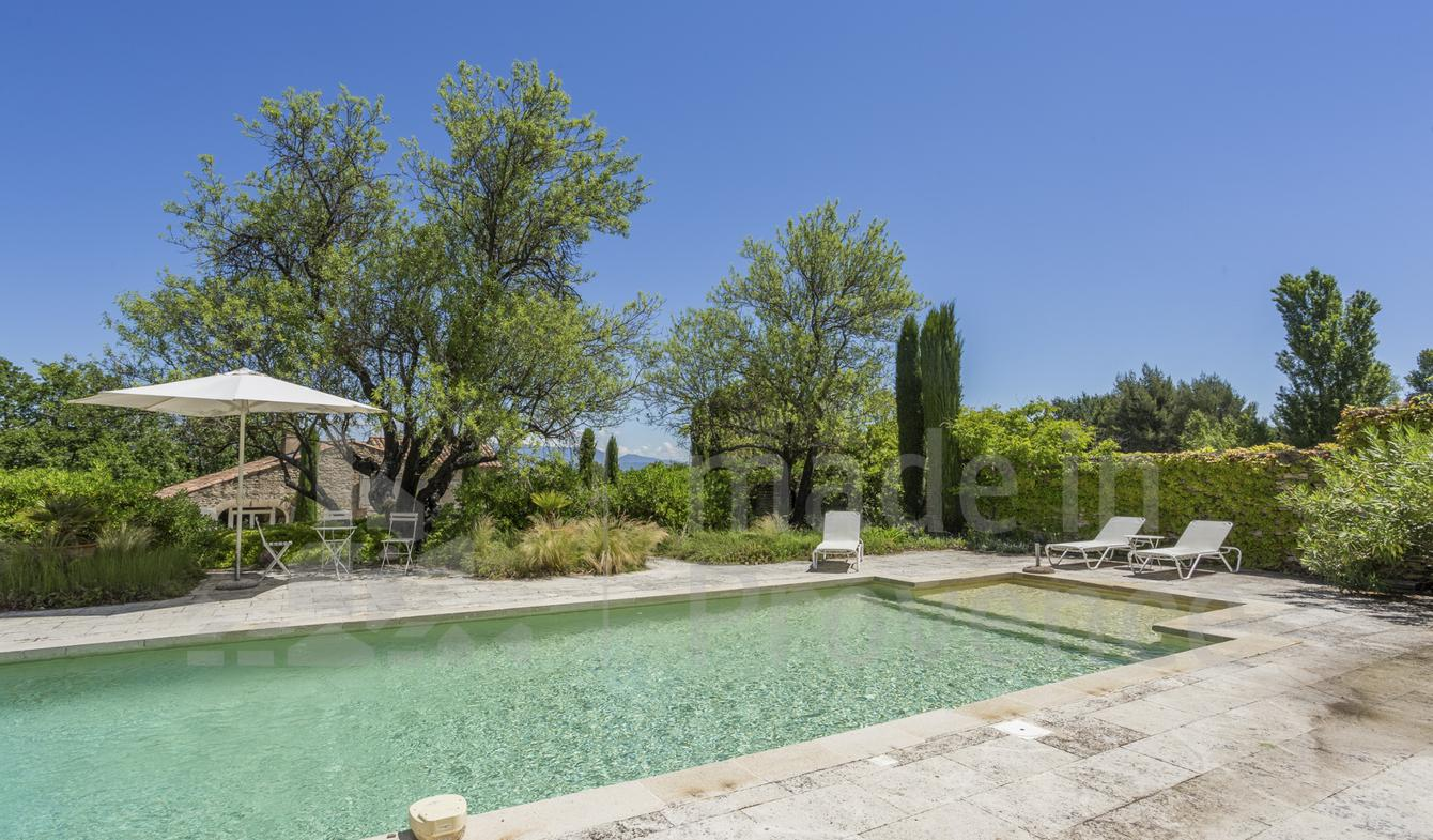 Maison avec piscine Goult
