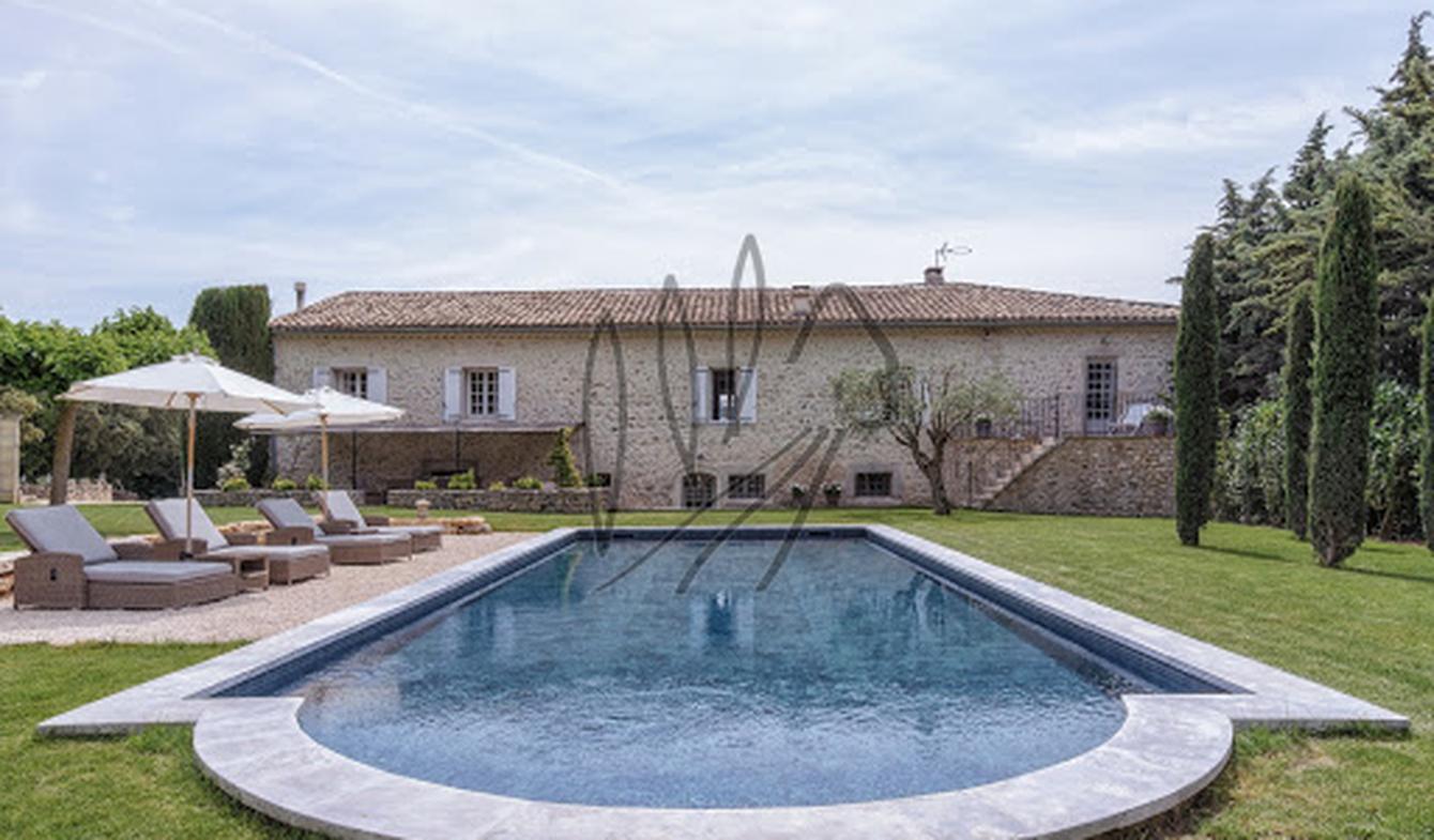 Maison avec piscine Grignan