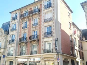 Appartement 2 pièces 69,29 m2