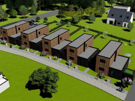 Vente maison 4 pièces 100,43 m2