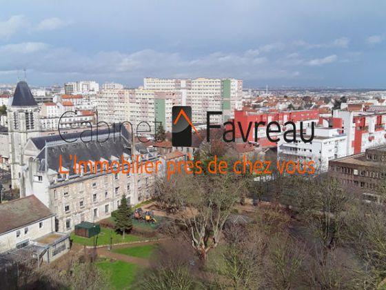 Vente appartement 3 pièces 65,04 m2