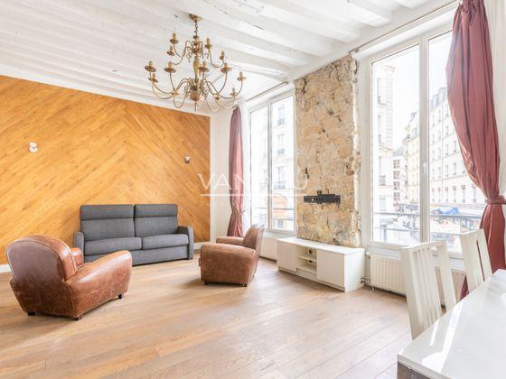 Vente appartement 2 pièces 56,01 m2