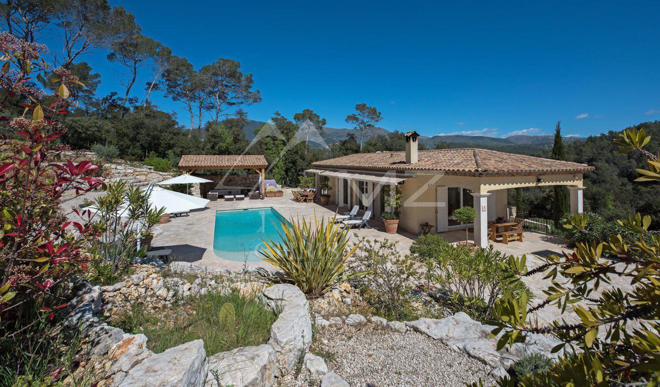 Maison avec piscine Roquefort-les-Pins