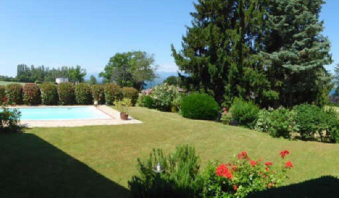 Villa avec piscine et terrasse Messery