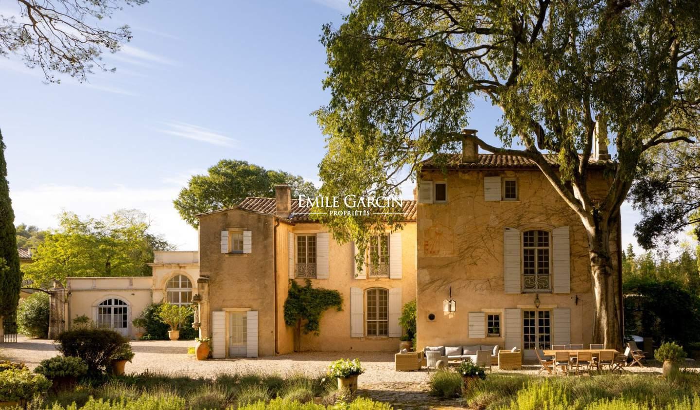 Propriété avec jardin Saint-Etienne-du-Grès