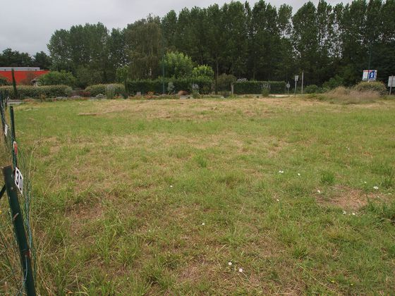 Vente terrain 668 m2