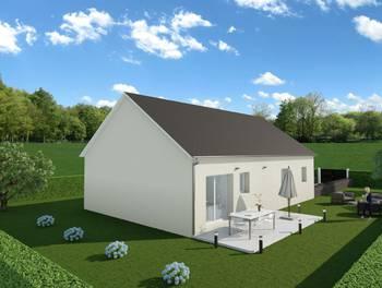 Terrain 457 m2