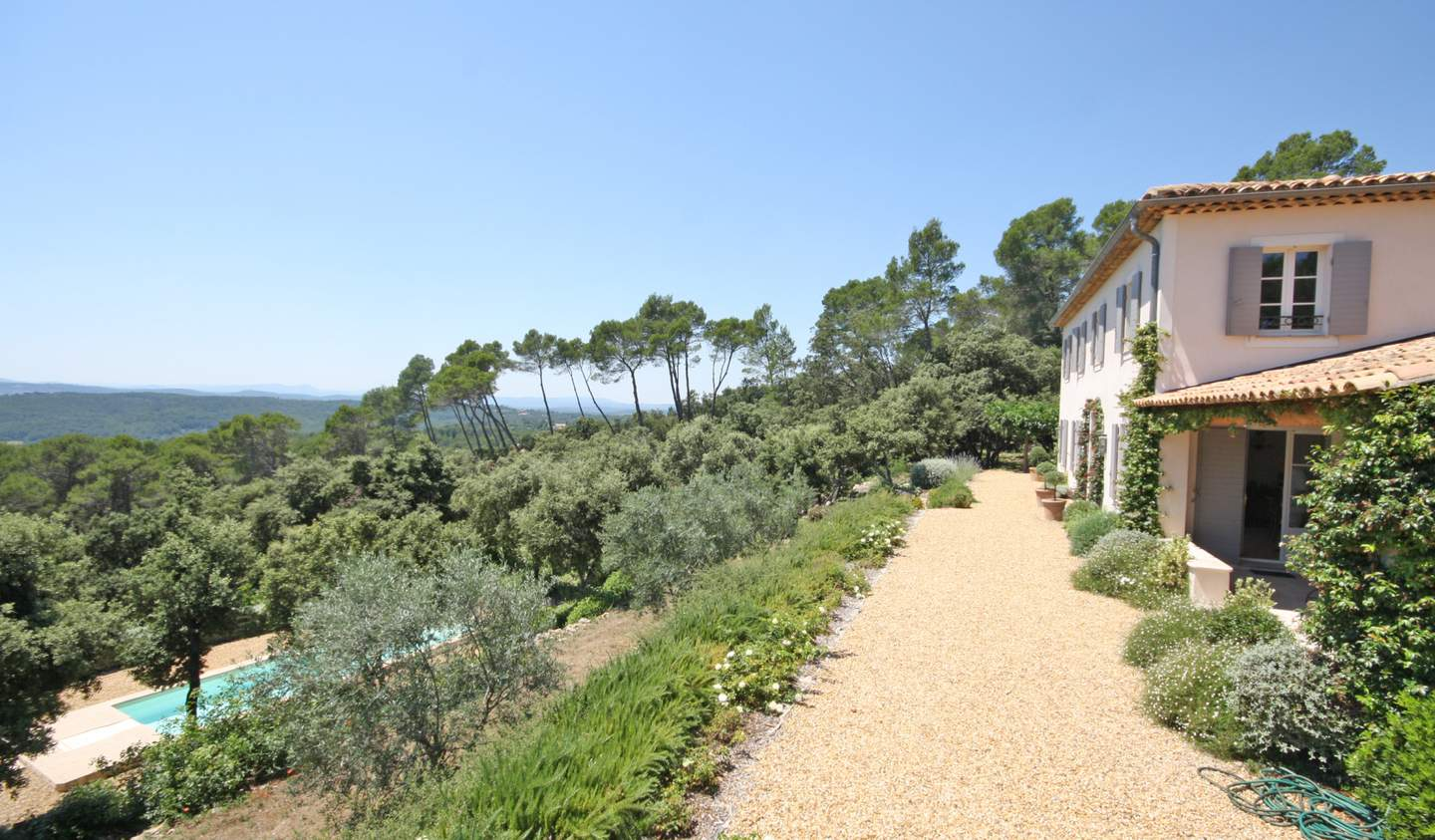 Villa with pool and terrace Lorgues