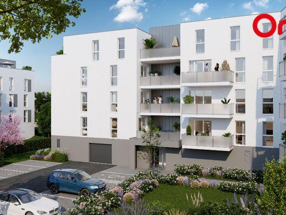 Vente appartement 2 pièces 44,64 m2