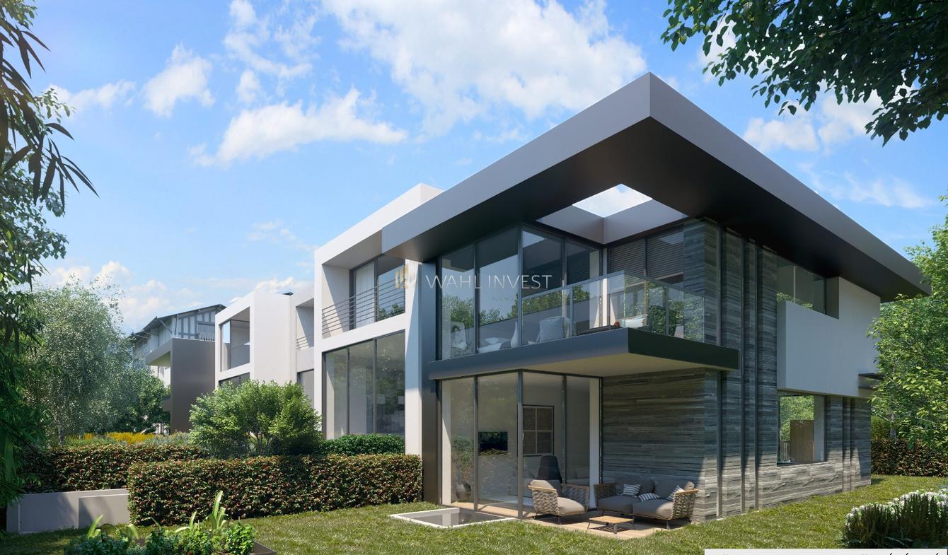 Villa avec terrasse Garches