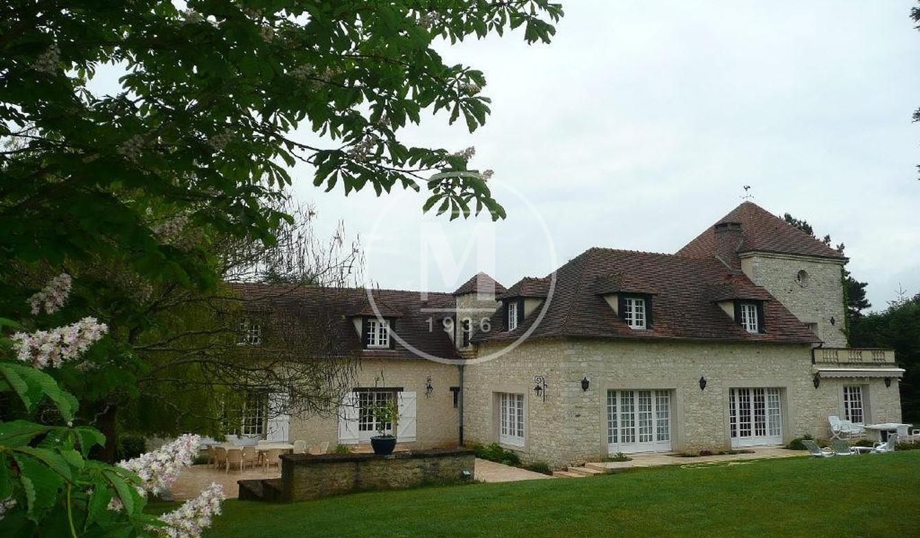 Manoir Fontenay-Mauvoisin