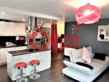Appartement 3 pièces 65,84 m2