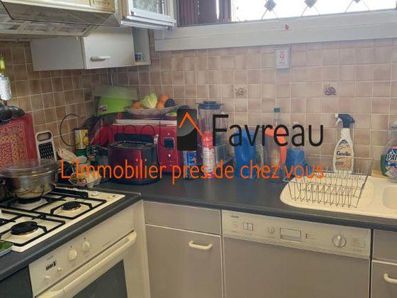 Vente appartement 2 pièces 40,42 m2